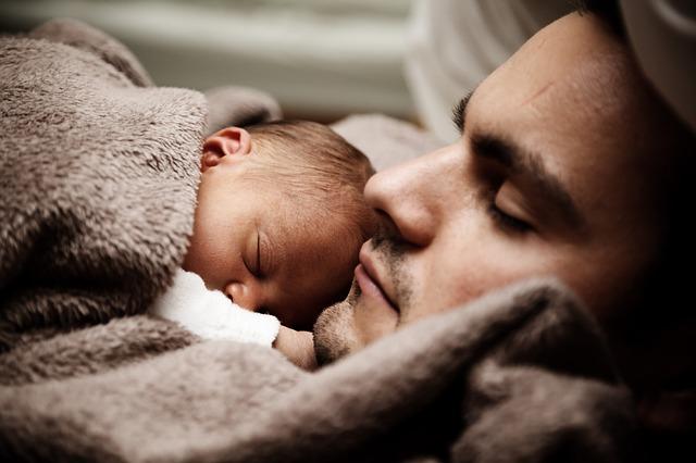חופשת לידה לאבות