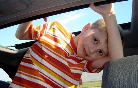 5 דרכים להעסיק את הילדים במהלך הטיול